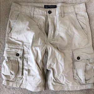 American Eagle cargo shorts 36 waist